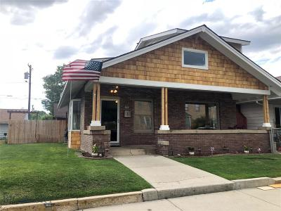 Butte Single Family Home For Sale: 2015 Whitman