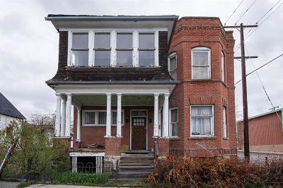 Butte Single Family Home For Sale: 701 W Broadway