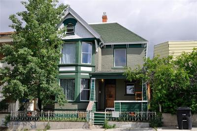 Butte Single Family Home For Sale: 517 W Silver Street