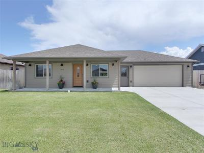 Livingston Single Family Home For Sale: 910 Meriwether