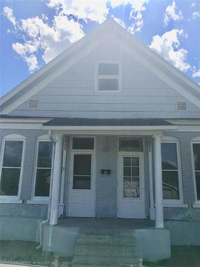 Butte Single Family Home For Sale: 919 Ergo