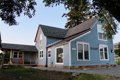 Bozeman Single Family Home For Sale: 4583 Jordan Spur Road