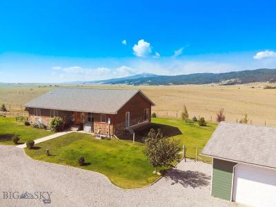 Butte Single Family Home For Sale: 371 Lily Meadows