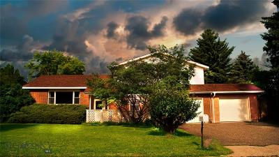 Single Family Home For Sale: 809 Blackmore Place