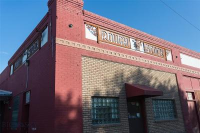 Drummond Commercial For Sale: 60 E Front Street