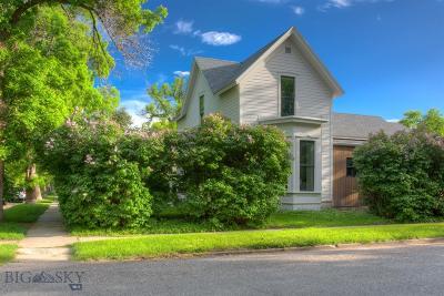Single Family Home For Sale: 301 S Black Avenue