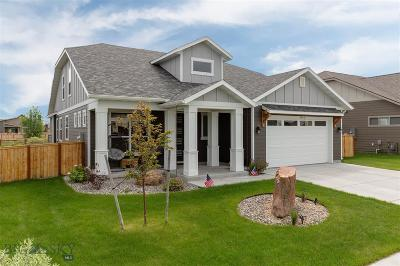 Bozeman Single Family Home For Sale: 1942 Marias Lane