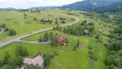 Bozeman Single Family Home For Sale: 656 Triple Tree Road
