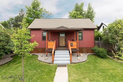Bozeman Multi Family Home For Sale: 117 S Wallace Avenue