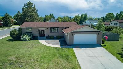 Bozeman Single Family Home For Sale: 3806 W Cascade