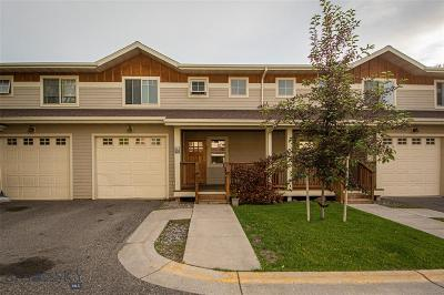 Bozeman Condo/Townhouse For Sale: 2953 N 27th Avenue #15