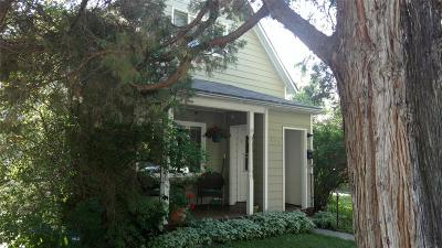 Bozeman Single Family Home For Sale: 309 South 7th