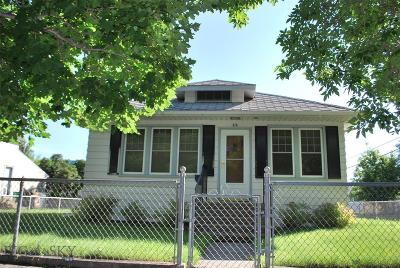 Single Family Home For Sale: 316 N 2nd