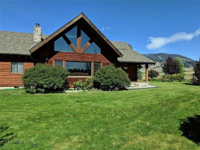 Single Family Home For Sale: 373 Brown Pony