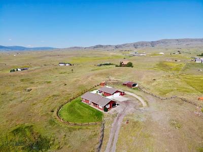 Livingston Single Family Home For Sale: 10 Hidden Ridge