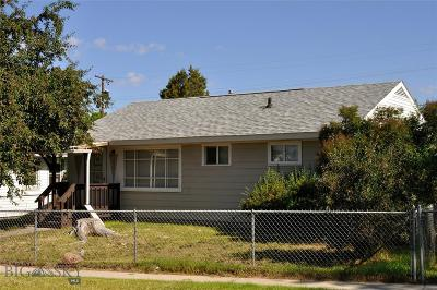 Butte Single Family Home For Sale: 2855 St Ann Street