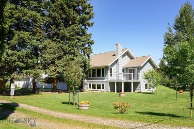 Bozeman Single Family Home For Sale: 1415 S Church Avenue