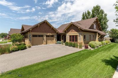 Bozeman Single Family Home For Sale: 3535 Lolo Way
