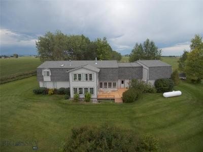 Manhattan Single Family Home For Sale: 4920 Linney Road