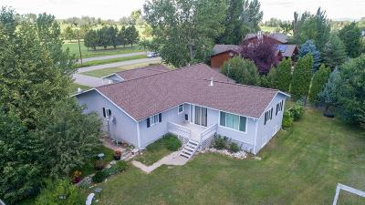 Bozeman Single Family Home For Sale: 9176 River Road