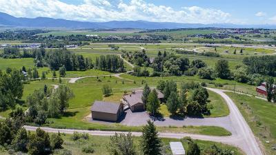 Bozeman Single Family Home For Sale: 809 W Rocky Creek
