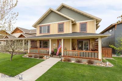 Bozeman Single Family Home For Sale: 4583 Alexander