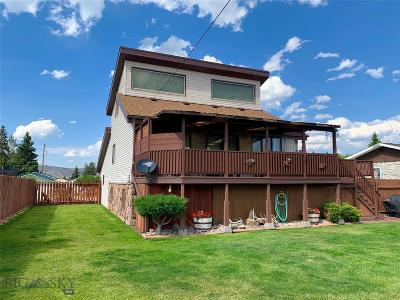 Butte Single Family Home For Sale: 1414 Schley