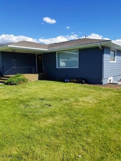 Butte Single Family Home For Sale: 3000 Yale