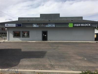 Sheridan Commercial For Sale: 135 S Atlantic