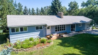 Bozeman Single Family Home For Sale: 507 Ice Pond Road