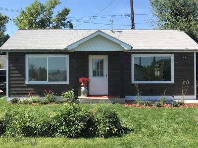 Manhattan Single Family Home For Sale: 314 W Main Street