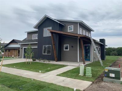 Bozeman Single Family Home For Sale: 750 Immanuel