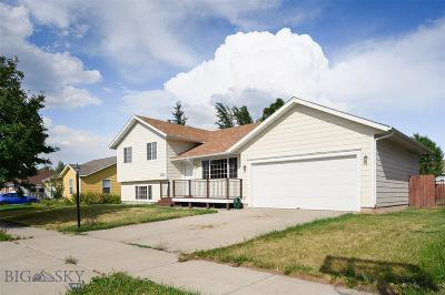 Bozeman Single Family Home For Sale: 402 Treasure Avenue