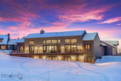 Bozeman Single Family Home For Sale: 42 Sky Crest Drive