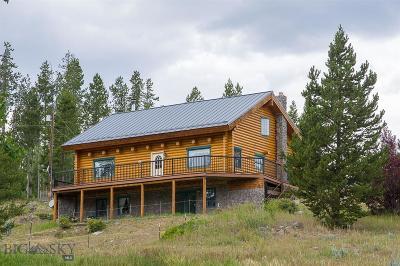 Butte Single Family Home For Sale: 5100 Moulton Reservoir Road