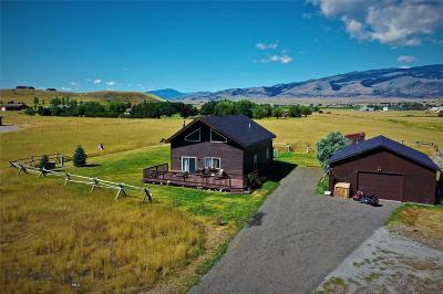 Livingston Single Family Home For Sale: 21 Cascade Lane
