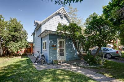 Single Family Home For Sale: 109 S C Street