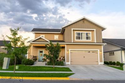 Bozeman Single Family Home For Sale: 812 Advance Drive