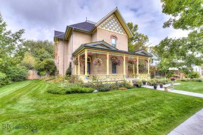 Dillon Single Family Home For Sale: 413 S Idaho