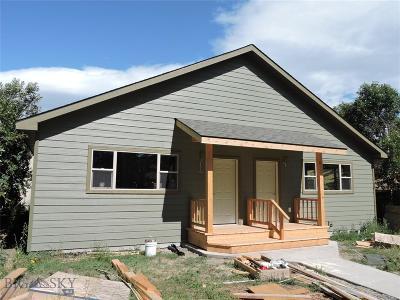 Livingston Single Family Home For Sale: 522 N I Street