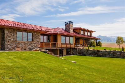 Single Family Home For Sale: 11942 Dry Creek Road