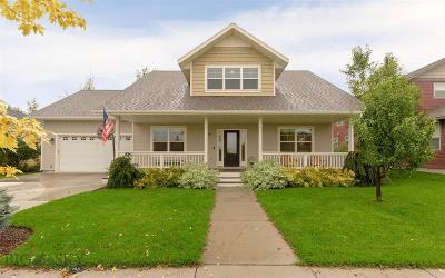 Bozeman Single Family Home For Sale: 180 Cedar Wood Circle