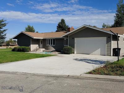 Butte, Walkerville Single Family Home For Sale: 1 Redwood