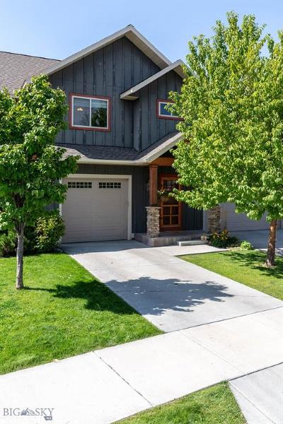 Bozeman Condo/Townhouse For Sale: 2221 Buckrake