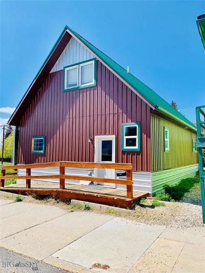 Butte, Walkerville Single Family Home For Sale: 647 Utah