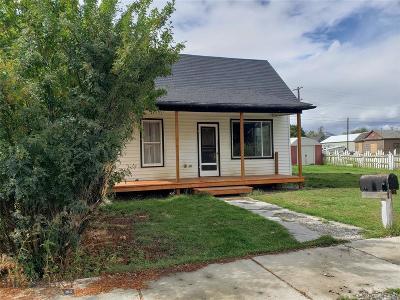 Butte, Walkerville Single Family Home For Sale: 1809 S Warren Avenue