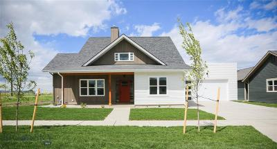 Bozeman Single Family Home For Sale: 1353 Ryun Sun
