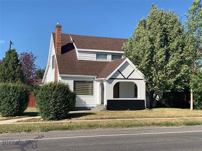 Butte Single Family Home For Sale: 2601 Floral