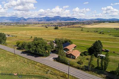 Bozeman Single Family Home For Sale: 5080 Gooch Hill Rd