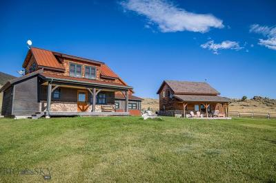 Dillon Single Family Home For Sale: 540 Long John Road